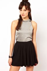 Cheap Monday Cold Shoulder Top - Lyst