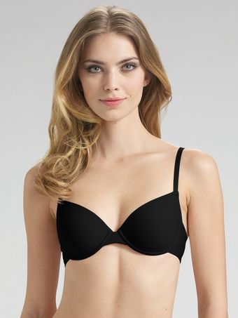 Hanro Cotton Sensation Tshirt Bra - Lyst