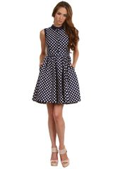 Kate Spade Gingham Addison Dress - Lyst