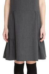 Marni Tiered Skirt Dress - Lyst