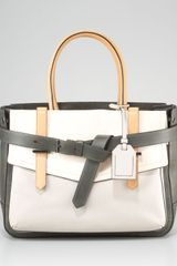 Reed Krakoff Boxer Tote Bag Grey Multi - Lyst