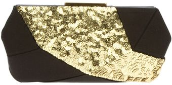 Roger Vivier Sequin Clutch Bag - Lyst