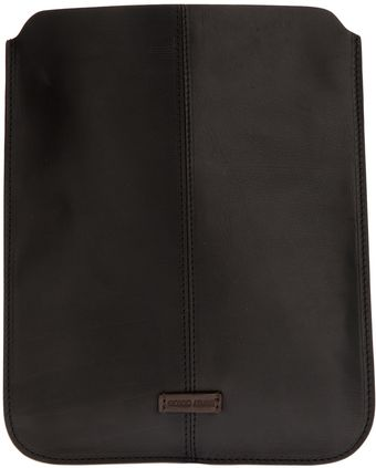 Giorgio Armani Leather Tablet Case - Lyst