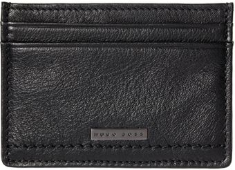 Hugo Boss Boss Black Leather Cardholder - Lyst