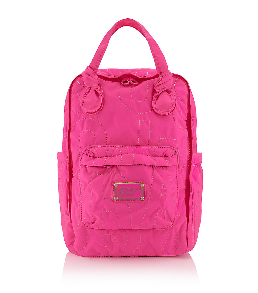 marc by marc jacobs pretty nylon backpack in pink lyst. Black Bedroom Furniture Sets. Home Design Ideas
