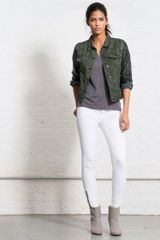 Rag & Bone The Jean Jacket Camo - Lyst