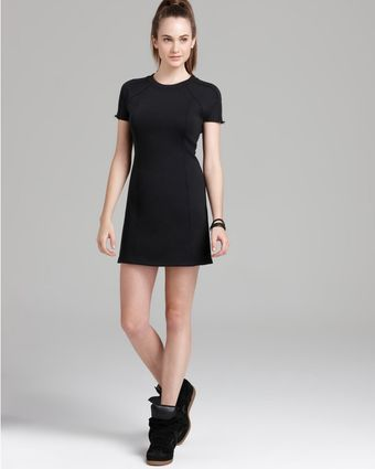 Theory Terry Dress Lemra Rowing - Lyst