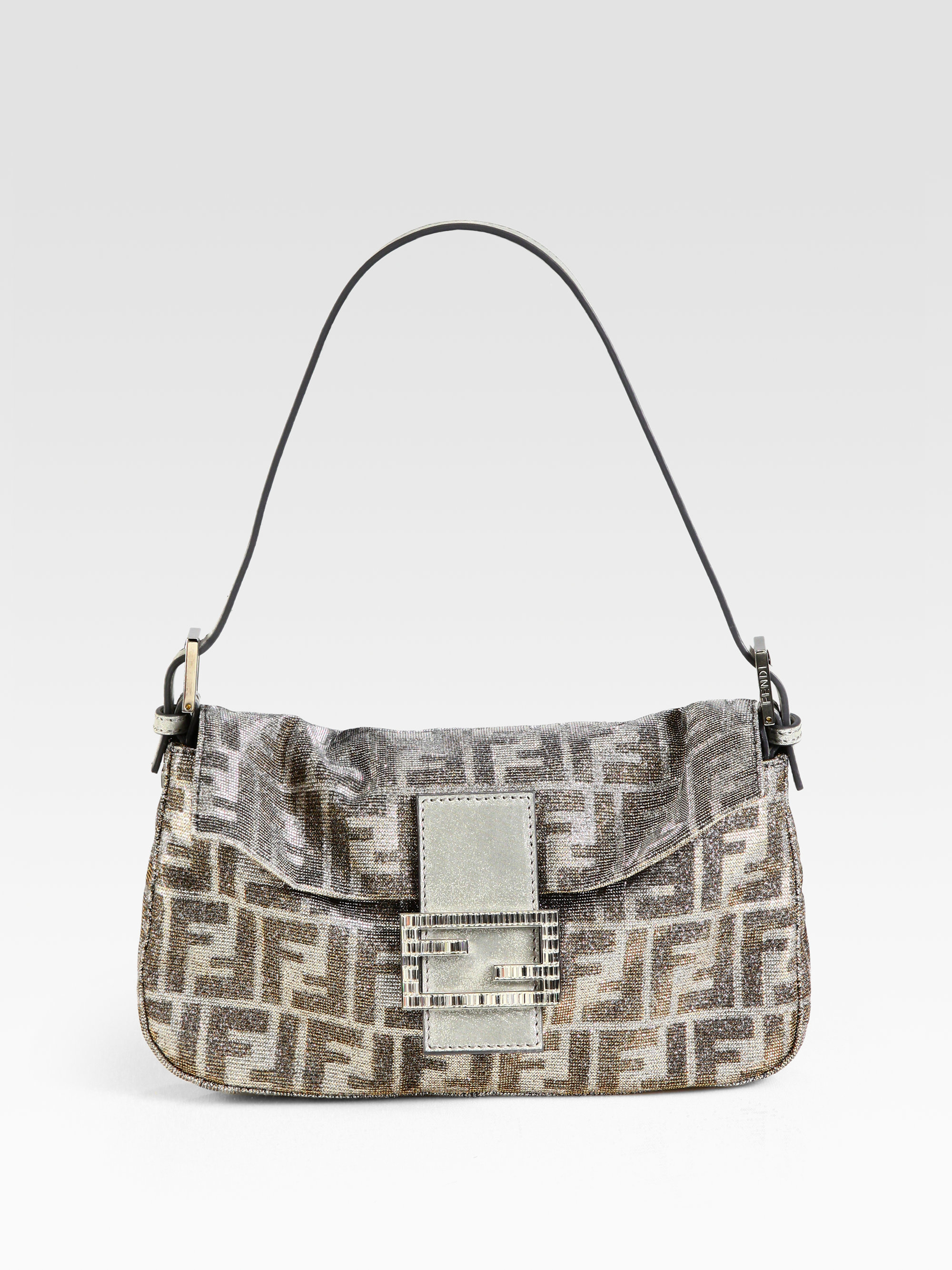 Gallery. Previously sold at: Saks Fifth Avenue · Women's Fendi Baguette