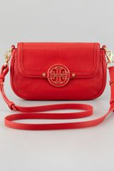 Tory Burch Amanda Mini Messenger Bag - Lyst