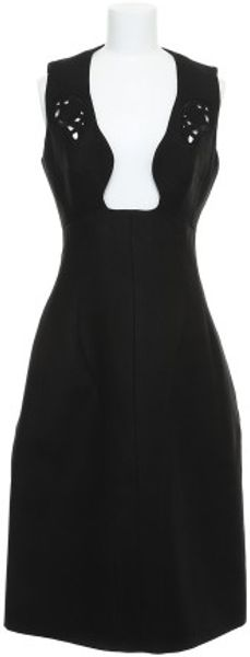 Carven Dress - Lyst