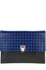 Proenza Schouler Small Lunch Bag Clutch - Lyst