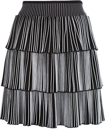 Alaïa Highwaisted Skirt - Lyst