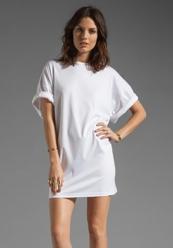 Complexgeometries Core T Dress in White - Lyst
