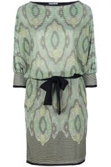 Iceberg Patterned Tunic Dress - Lyst