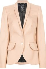 McQ by Alexander McQueen Fitted Jacket - Lyst