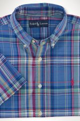 Polo Ralph Lauren Classic-fit Plaid Shirt - Lyst