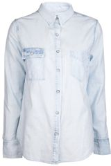 Rag & Bone Trail Shirt - Lyst