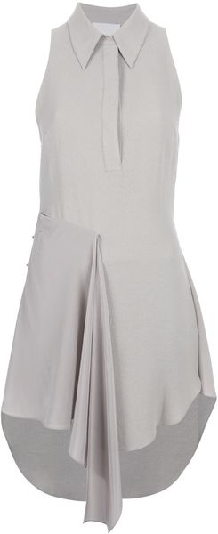 3.1 Phillip Lim Shirt Dress - Lyst