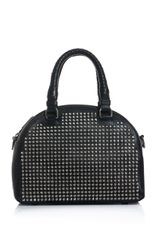 Christian Louboutin Panettone Studded Leather Bag - Lyst