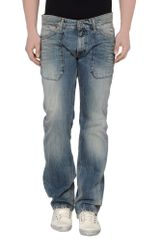 Tommy Hilfiger Denim Denim Pants - Lyst