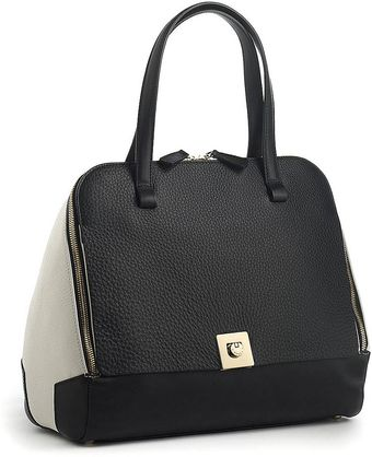 Furla Divina Leather Tote Bag - Lyst