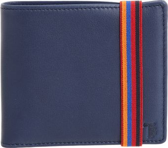Tod's Selleria Billfold with Multicolor Elastic - Lyst