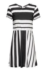 H&M Short Jersey Dress - Lyst