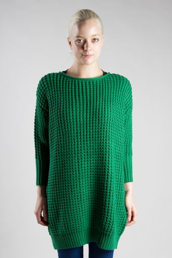 Acne Shore Solid Knitted Pullover - Lyst