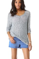 Free People Poppyseed Pullover - Lyst