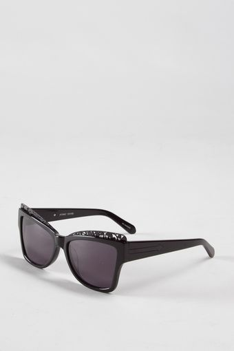 Karen Walker Atomic Sunglasses - Lyst