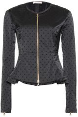 Nina Ricci Jacket with Peplum - Lyst