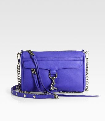 Rebecca Minkoff Mini Mac Convertible Clutch - Lyst