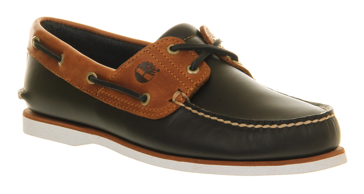 office timberland boat shoes