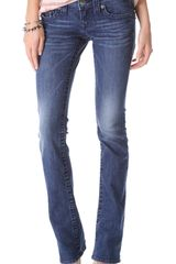 True Religion Billy Straight Leg Jeans - Lyst