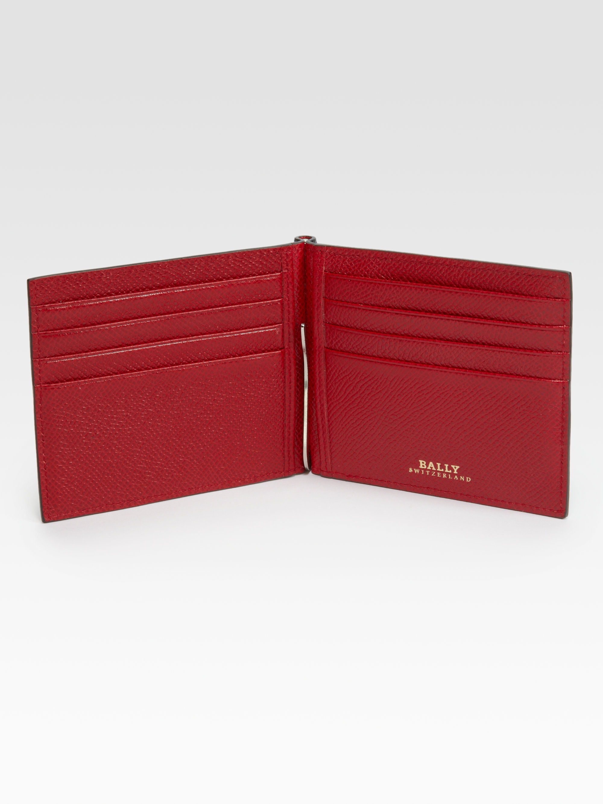 designer wallet with money clip cjai  Gallery