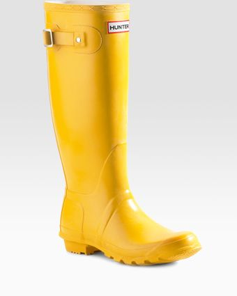 Hunter Original Rain Boots - Lyst