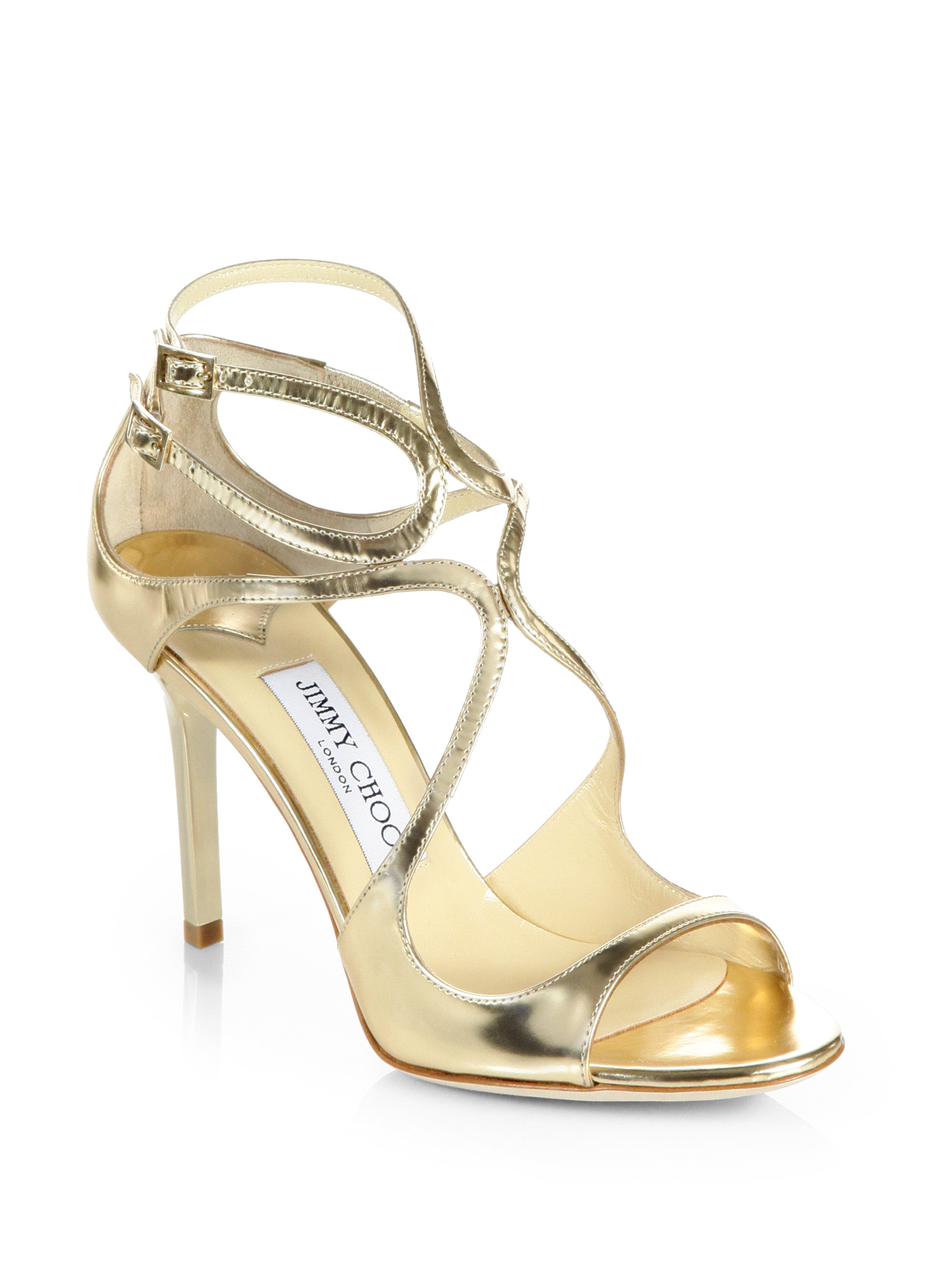 7023270a485 Gallery. Previously sold at  Saks Fifth Avenue · Women s Sergio Rossi  Godiva Women s Jimmy Choo ...
