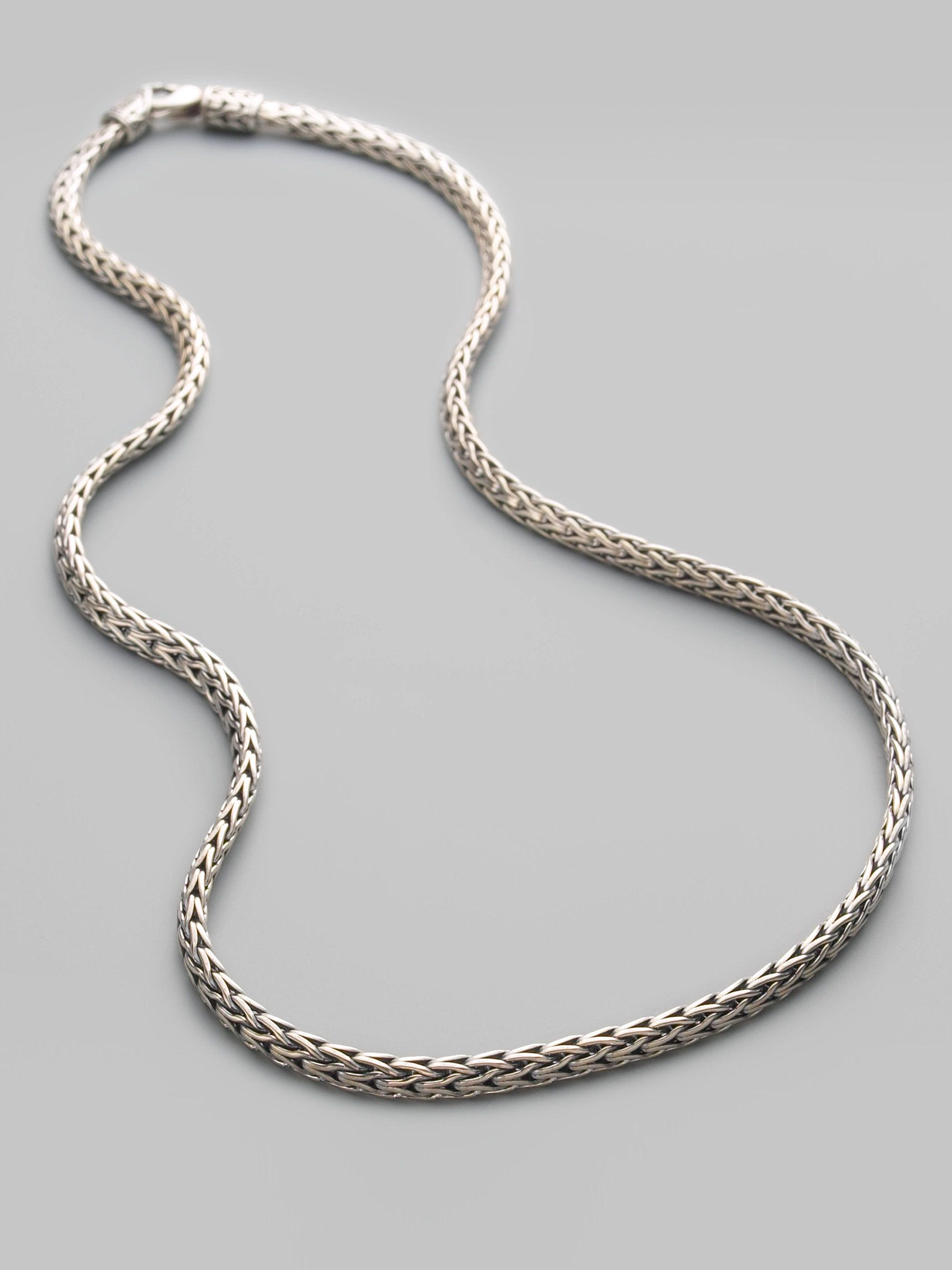 John Hardy Classic Chain Sterling Silver Extra small