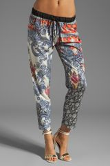 Clover Canyon Henna Pant in Multi - Lyst