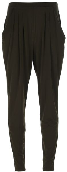 Michael by Michael Kors Tapered Trouser - Lyst