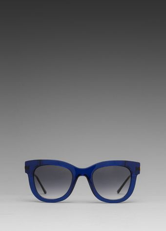 Thierry Lasry Sexxxy Sunglasses in Midnight - Lyst