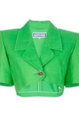 Yves Saint Laurent Vintage Skirt Suit - Lyst