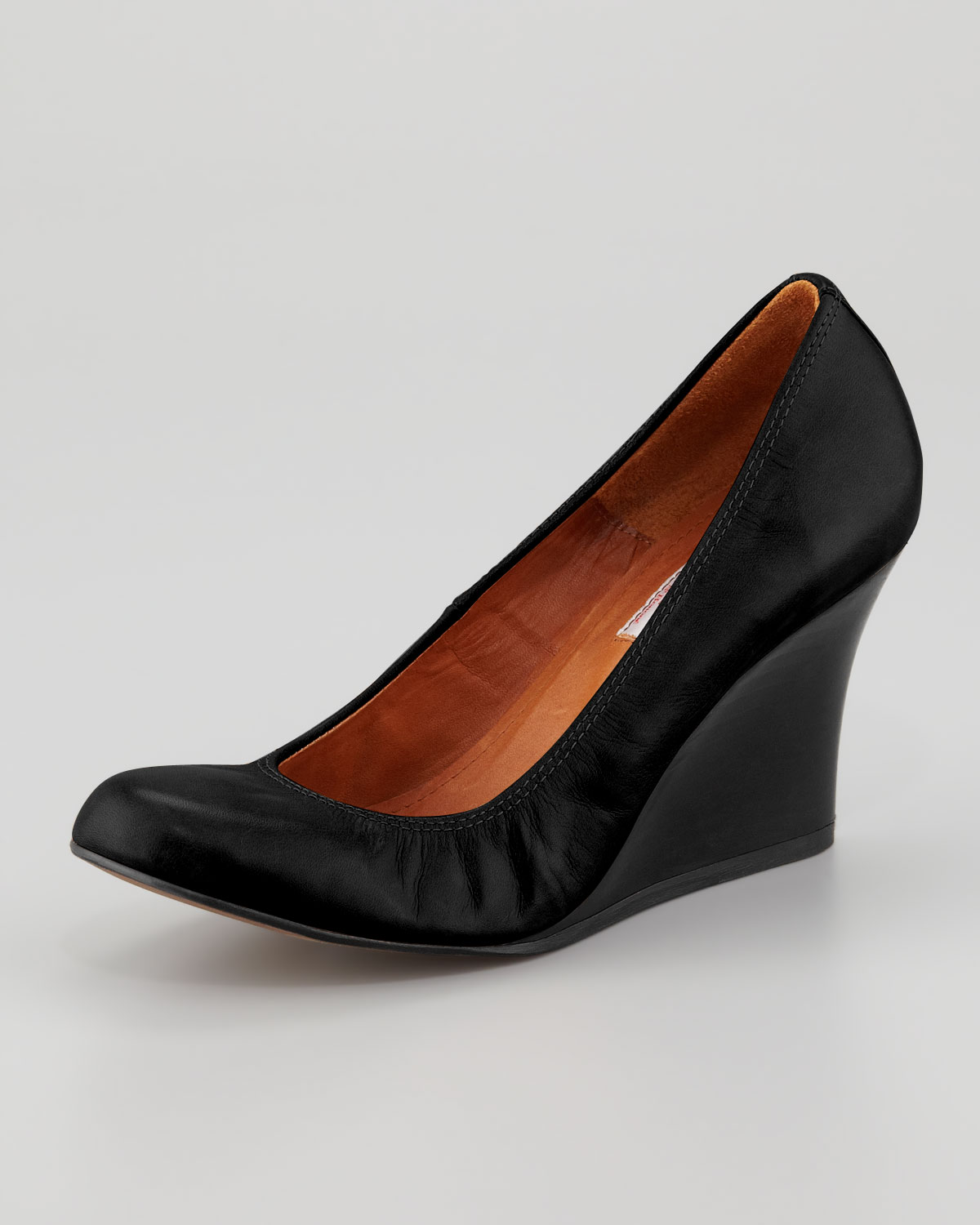 Lanvin Platform Wedge Pumps brand new unisex cheap price low price fee shipping for sale pbd5MTaRMM