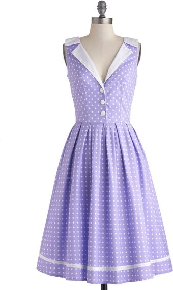 ModCloth Love You Brunches Dress - Lyst