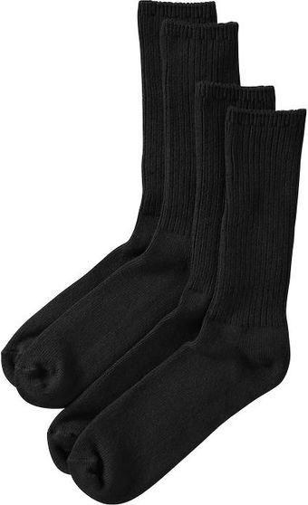 Old Navy Ribknit Sock 2packs - Lyst