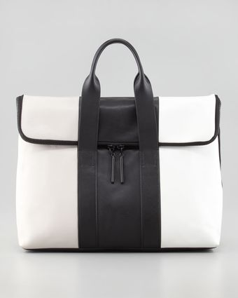 3.1 Phillip Lim 31hour Colorblock Bag - Lyst