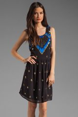 Alice By Temperley Marcelo Dress in Black Mix - Lyst
