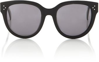 Celine Oval Sunglasses - Lyst