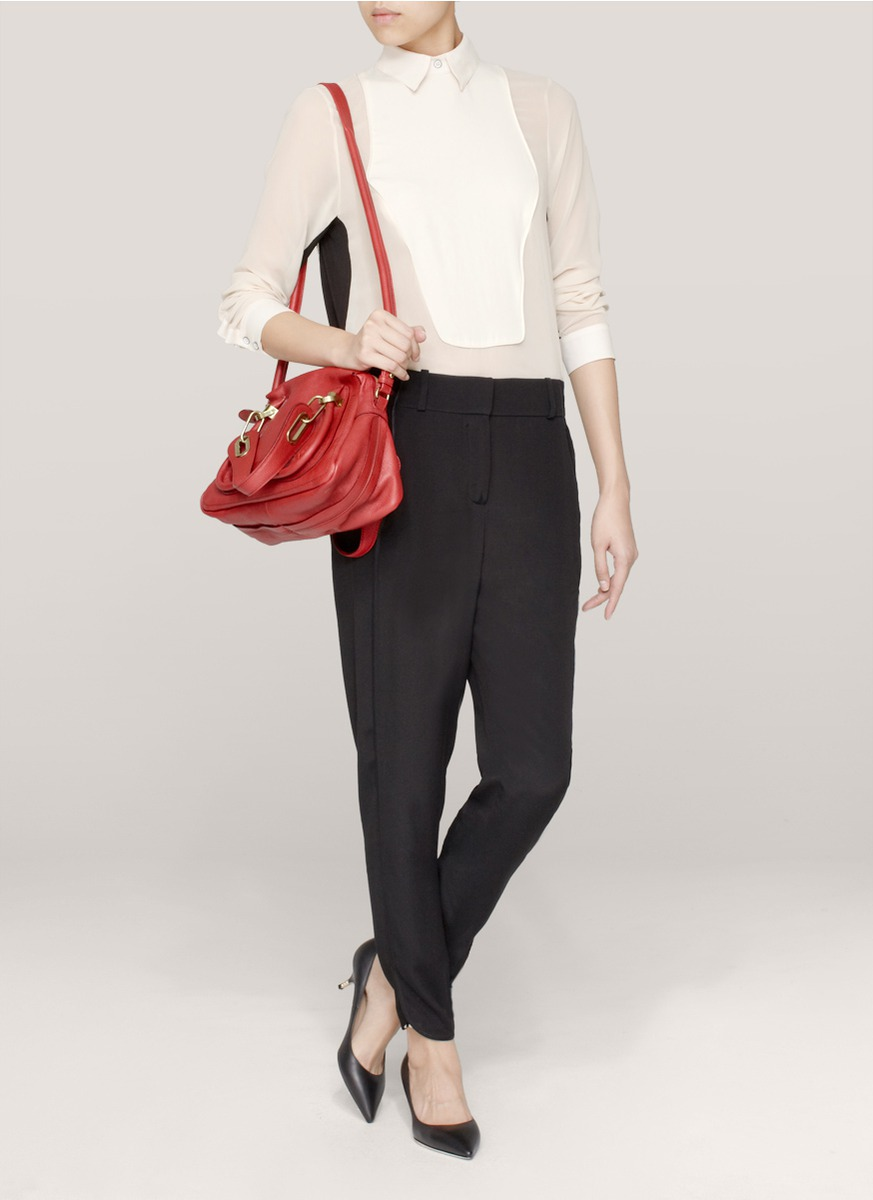 chloe elsie python bag - chloe small paraty bag, shop chloe online