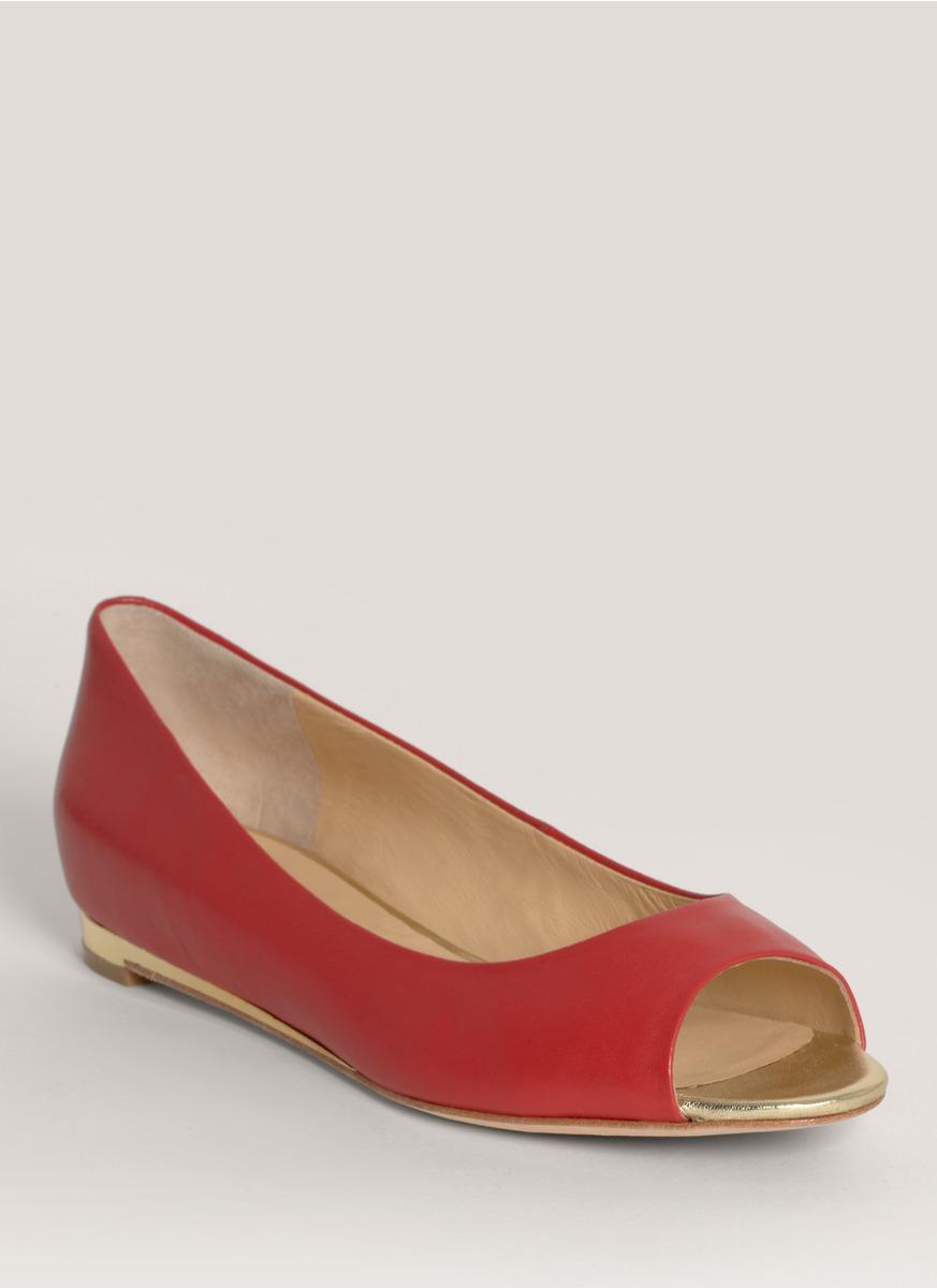 Flat Open Toe Shoes Uk